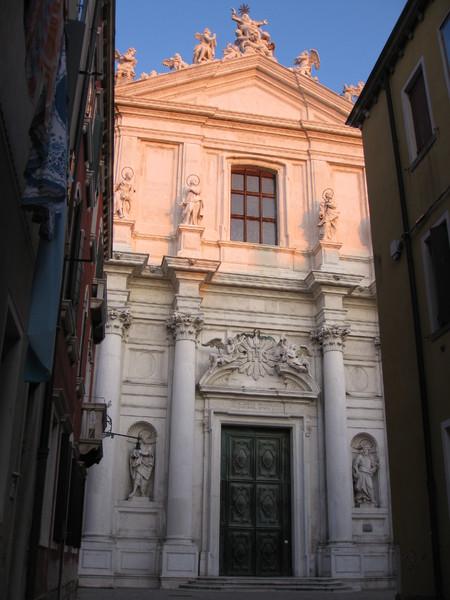 Chiesa dei Gesuiti - Santa Maria Assunta