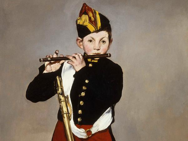 &Eacute;douard Manet, <em>Il pifferaio</em>, 1866, Parigi, Mus&eacute;e d'Orsay | Courtesy of Ren&eacute;-Gabriel Oj&eacute;da / RMN-R&eacute;union des Mus&eacute;es Nationaux/ distr. Alinari