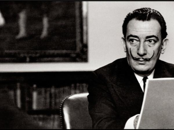 Jesse A. Fernández, Salvador Dalí, New York 1961