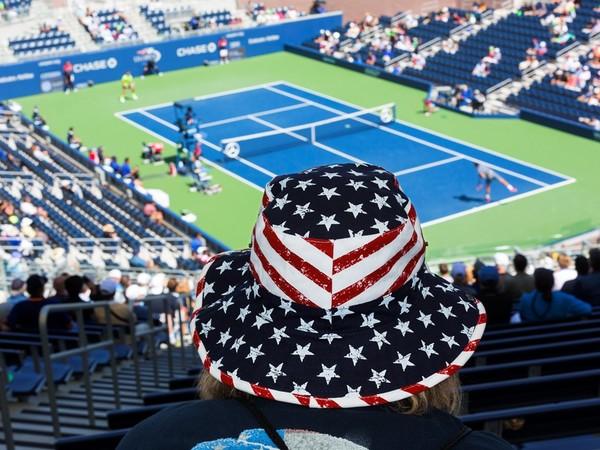Martin Parr, <em>US Open. New York. USA</em>, 2017