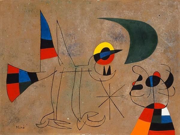 Opera di Joan Miró