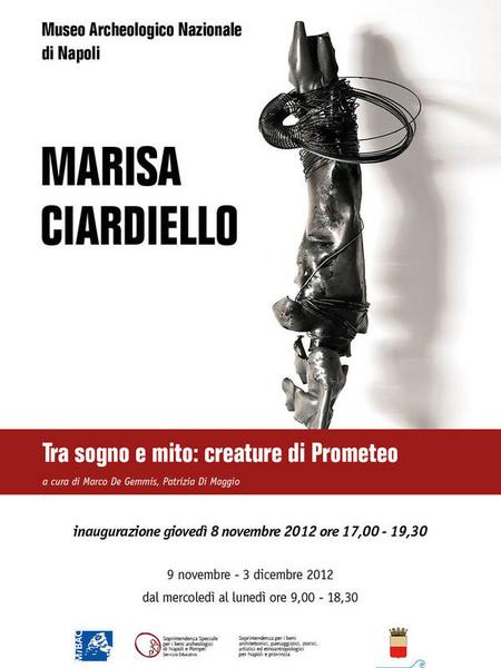 Tra sogno e mito: creature di Prometeo, Museo Archeologico Nazionale, Napoli