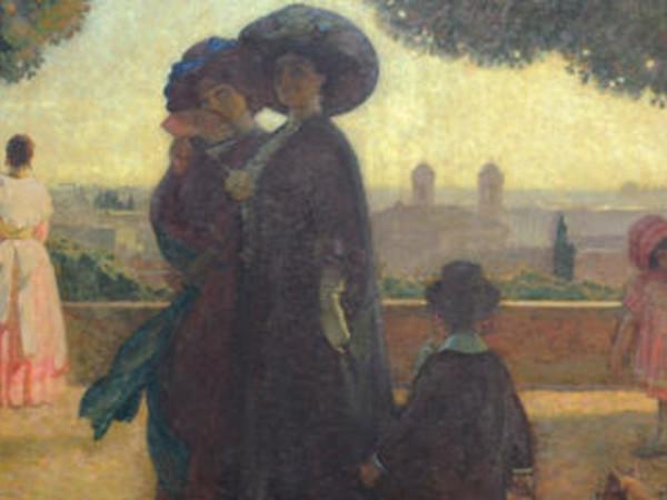 Artisti dell'Ottocento: Temi e Riscoperte, Galleria d'Arte Moderna, Roma