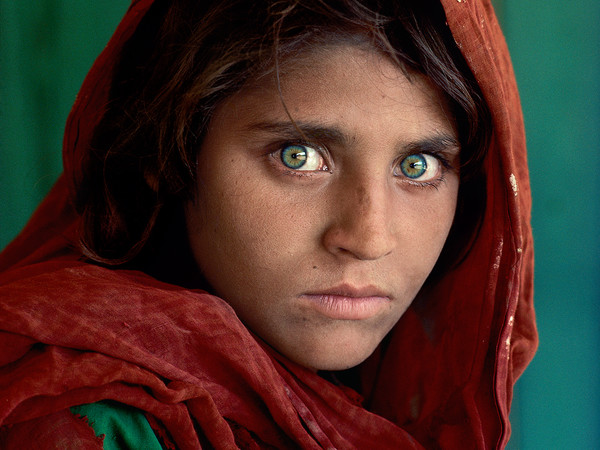 Steve McCurry, Peshawar, Pakistan, 1984