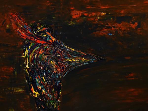 Melker Garay, L'uccello che sfidò le tenebre, 2016
