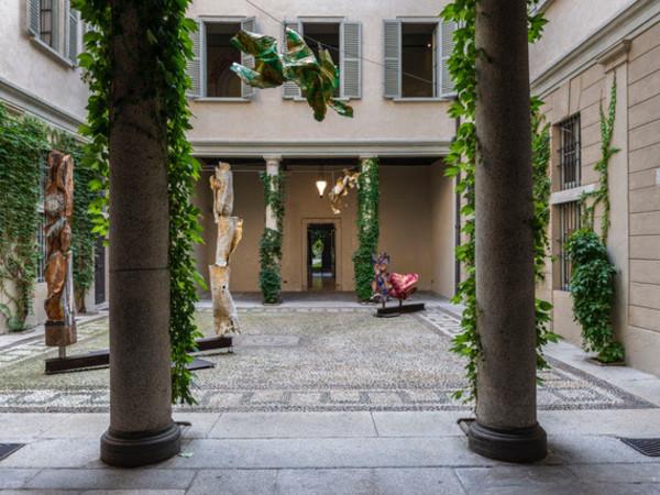 Guido Lodigiani. con sòr te, Casa Manzoni, Milano