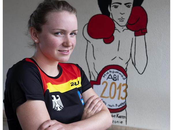 Hannah Stegmeier, Bonn