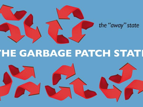 Garbage Patch State. Maria Cristina Finucci, Wasteland, Cà Foscari, Venezia
