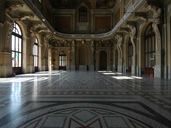 Palazzo carignano di torino monumento for Palazzo parlamento italiano