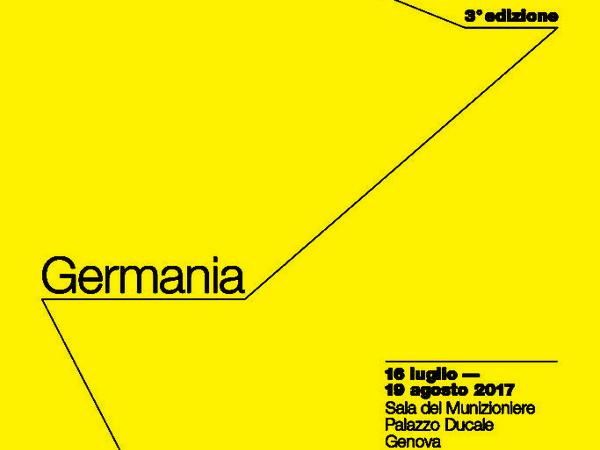 Biennale Le Latitudini dell'Arte. 3° Edizione - Germania Italia