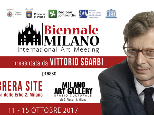 Biennale Milano – International Art Meeting