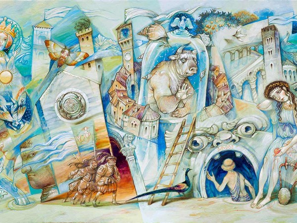 Alexander Daniloff, Il Labirinto