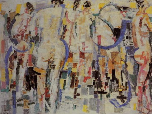Cezanne e gli artisti italiani del 39 900 mostra roma for Sito della camera dei deputati