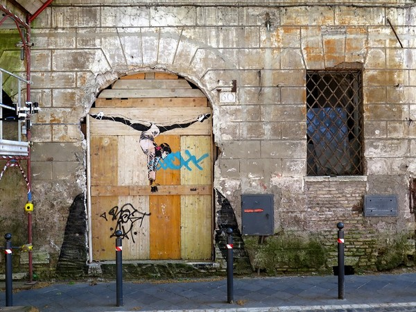Biennale MArteLive: Street art for culture, Roma