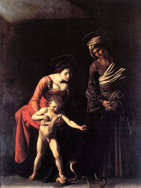 La Madonna dei Palafrenieri