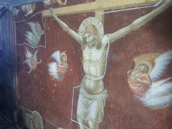 Ambrogio Lorenzetti, Affresco, Basilica di San Francesco, Siena