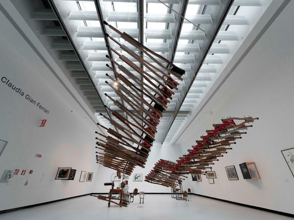 Kemang Wa Lehulere, Bird Song, MAXXI Museo nazionale delle arti del XXI secolo, Roma
