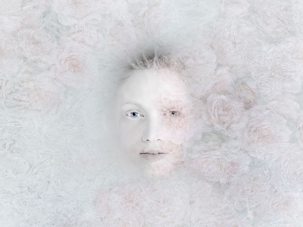 Francesca Manetta, Eternity #01, 2018. Stampa fine art giclée, cm. 110x110 (1/3)