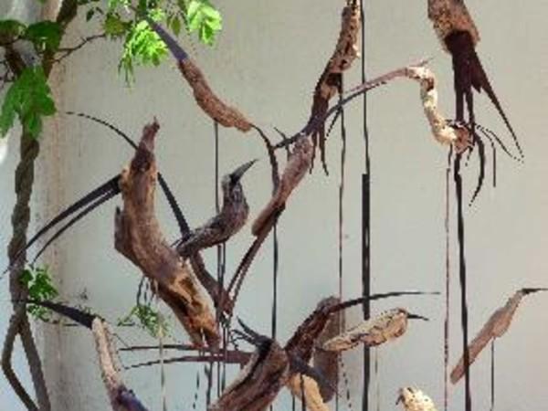 Dalla Natura nella Storia. Installazioni artistiche di Nicola Genco