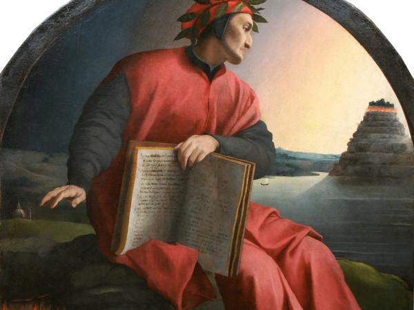 Agnolo Bronzino, <em>Ritratto di Dante Alighieri</em>, 1532-1533 circa, Olio su tela, 130 x 136 cm. Collezione privata