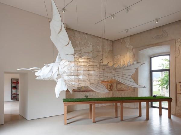 Ai Weiwei&CarlosGaraicoa, Fantastic Utopias, Rocca di Angera