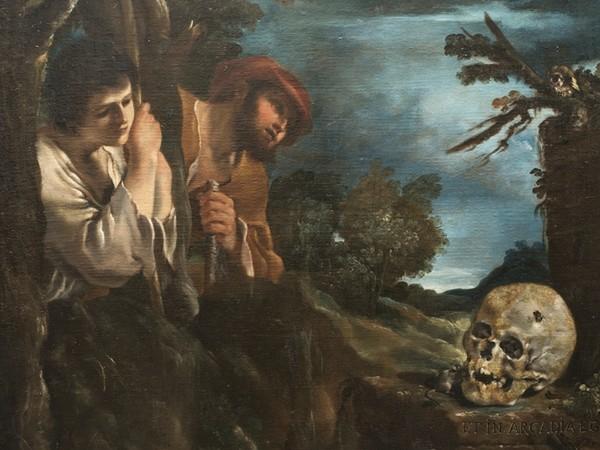 Guercino, <em>Et in Arcadia ego</em>, 1618-1622