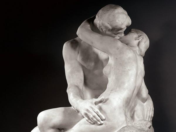 Auguste Rodin, Il bacio, 1882 circa