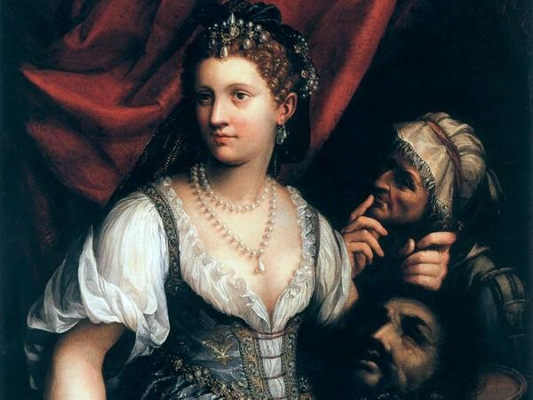 Fede Galizia (Milano, 1578 - Milano, 1630), Giuditta con la testa di Oloferne, 1596, Ringling Museum of Art, Florida