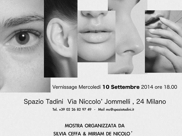 I 5 sensi, Spazio Tadini, Milano