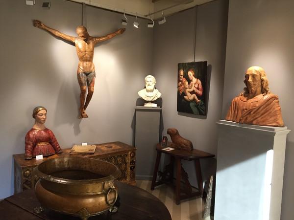 Antiquari a Palazzo, Fondazione Ivan Bruschi, Arezzo