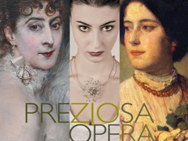 Preziosa Opera. Capolavori dell'arte e tradizione orafa a Valenza