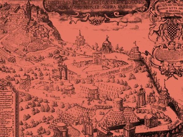Sacri Monti e altre storie. Architettura come racconto - Mostra - Varese - Castello di Masnago / Sala Veratti