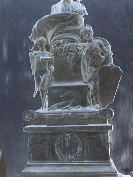 Monumento a Francesco Crispi