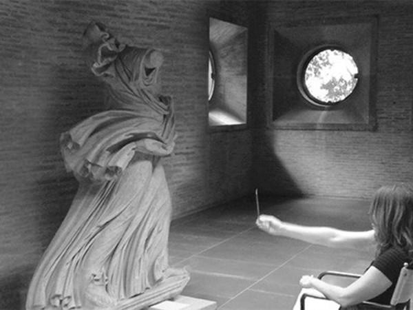 Antico Presente. L'Accademia disegna. Disegni degli allievi dell'Accademia di Belle Arti di Roma