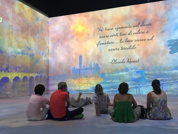 Claude Monet – The Immersive Experience