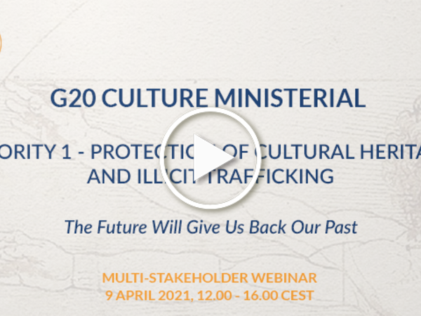 G20 Cultural Ministerial