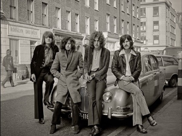 Dick Barnatt, Led Zeppelin