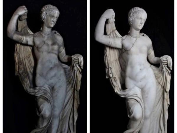 Un restauro di <em>Friends of Florence</em>&nbsp;svela la reale identit&agrave; di un'antica statua