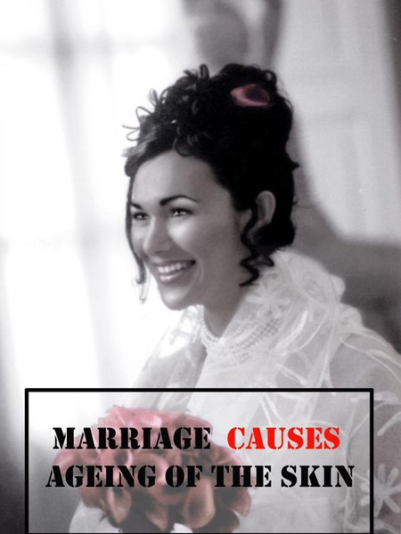 Ciriaca+Erre, Marriage causes ageing of the skin, 2010