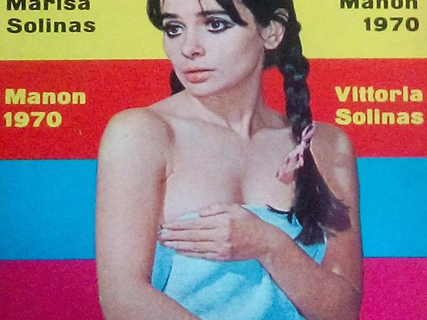 Caballero, Anno IV- N.69 L.250. Marisa Solinas, Manon 1970 Vittoria Solinas