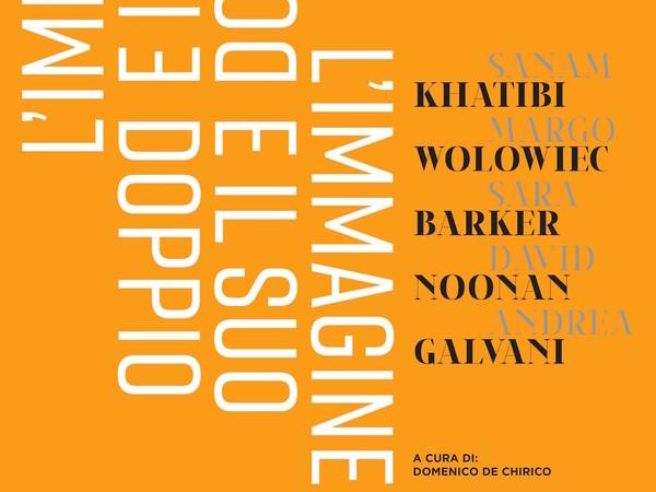 L'immagine e il suo doppio, Galleria Eduardo Secci, Firenze