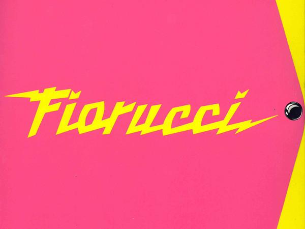 <em>Fiorucci Stickers</em>, 1984 Panini, Modena, Album per la raccolta di 200 figurine | Courtesy of Comune di Modena, Museo della Figurina – FONDAZIONE MODENA ARTI VISIVE