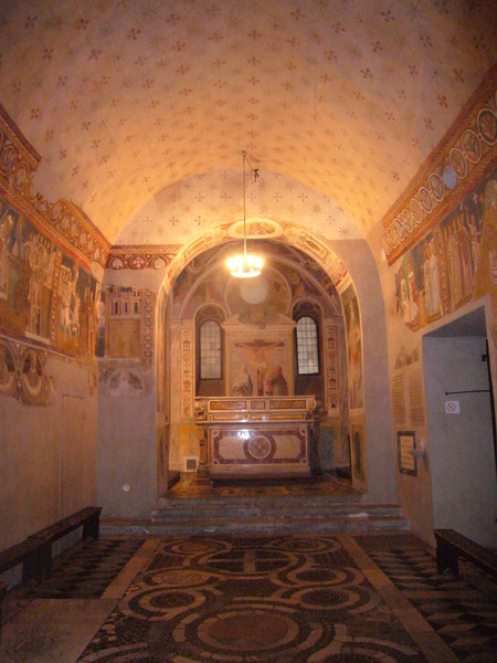 Oratorio San Silvestro