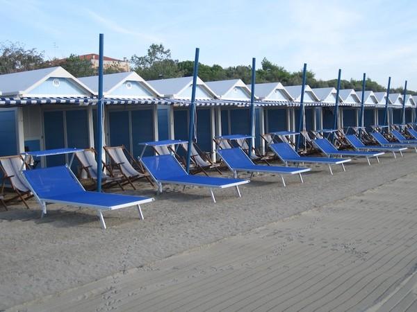 Spiaggia Quattro Fontane