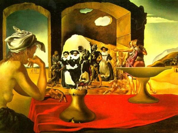 Opera di Salvador Dalí