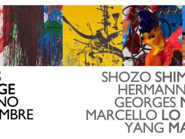 Colors on stage, Galleria ABC Arte, Genova