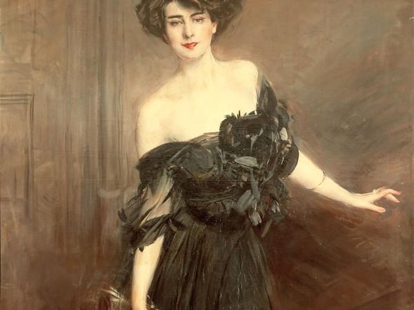 Giovanni Boldini, Mademoiselle De Nemidoff