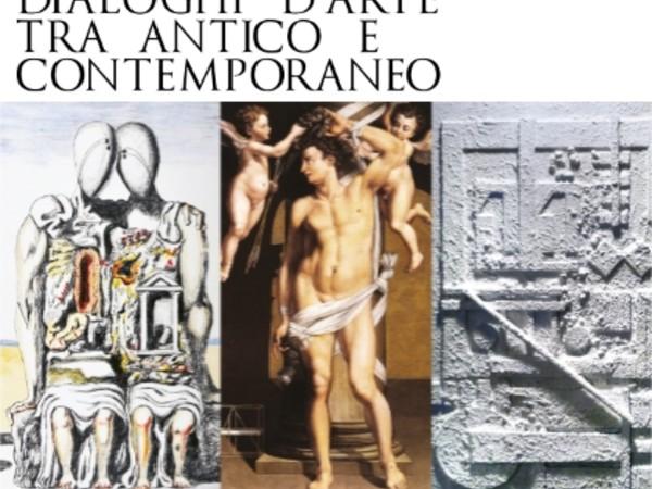 Confluenze. Dialoghi d'arte tra antico e contemporaneo. Opere di Giorgio De Chirico e Carlo Vighi
