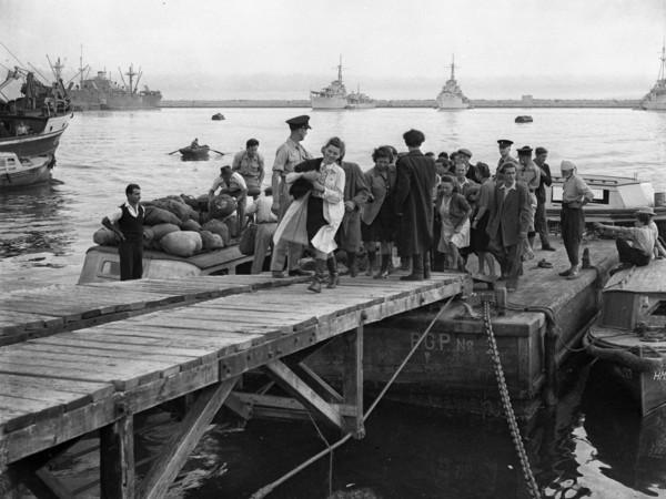 Immigrati clandestini dopo gli eventi di La Spezia