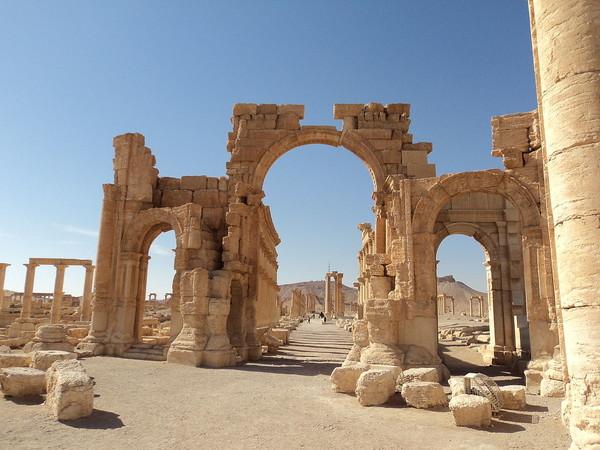 Un vasto programma di restauro per il sito archeologico siriano